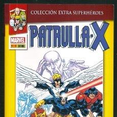 Cómics: PATRULLA-X: LOS AÑOS PERDIDOS (JOHN BYRNE) / COLECCIÓN EXTRA SUPERHÉROES, 26 - PANINI, 05/2013. Lote 177690927