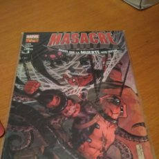 Cómics: MASACRE 20 CON SPIDERMAN PANINI NO FORUM SPIDER MAN PARTE 4 HASTA QUE LA MUERTE NOS SEPARE .... Lote 177743789