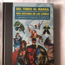 Cómics: DEL TEBEO AL MANGA - UNA HISTORIA DE LOS COMICS- NUM. 5 - TAPA DURA -208 PÁGINAS - AÑO 2007- 19,95€. Lote 177764027