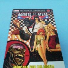 Cómics: AGENTES DE ATLAS. MARCADA POR LOS DIOSES. . Lote 177780634