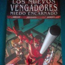 Cómics: LOS NUEVOS VENGADORES 14 VOL 2 MIEDO ENCARNADO # Y. Lote 177994792