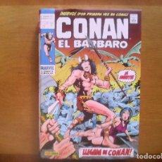 Cómics: OMNIBUS. CONAN EL BARBARO. Nº1 . Lote 178042887