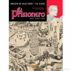 Cómics: EL PRISIONERO DE JACK KIRBY - PANINI / LIMITED EDTION / TAPA DURA. Lote 178068073