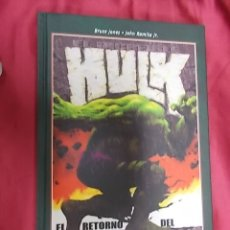 Cómics: BEST OF MARVEL ESSENTIALS. HULK. EL RETORNO DEL MONSTRUO. BRUCE JONES. PANINI.. Lote 178151990