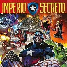 Cómics: IMPERIO SECRETO # 01 -2017-PEPE LARRAZ-PORT. EXCLUSIVA AKIRA COMICS - NUEVO -BOLSA Y BACKBOARD. Lote 178327162