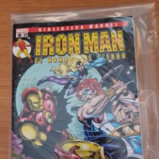 Cómics: BIBLIOTECA MARVEL IRON MAN. Lote 178357353
