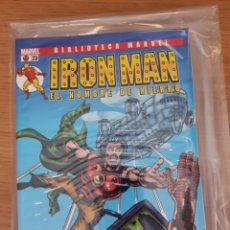 Cómics: BIBLIOTECA MARVEL IRON MAN. Lote 178357458
