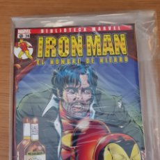 Cómics: BIBLIOTECA MARVEL IRON MAN. Lote 178357552