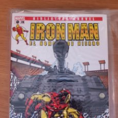 Cómics: BIBLIOTECA MARVEL IRON MAN. Lote 178357873