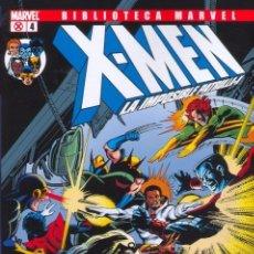 Cómics: BIBLIOTECA MARVEL X-MEN 4. Lote 178446182