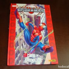 Cómics: ULTIMATE SPIDERMAN CURVA DE APRENDIZAJE . Lote 178671582
