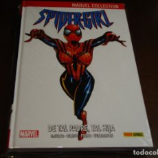 Cómics: MARVEL COLLECTION SPIDER-GIRL DE TAL PADRE, TAL HIJA. Lote 178677000