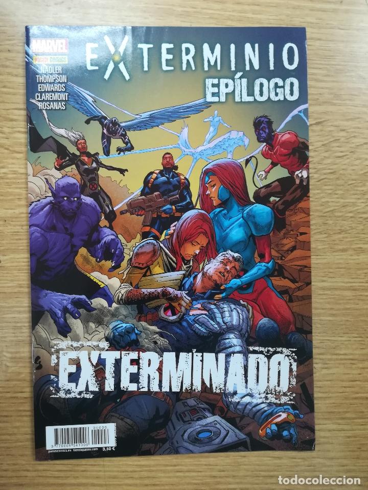 EXTERMINIO EPILOGO (Tebeos y Comics - Panini - Marvel Comic)