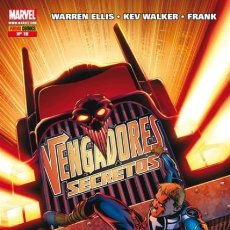 Cómics: VENGADORES SECRETOS Nº 16 - PANINI - IMPECABLE. Lote 178885962