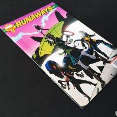 Cómics: DE KIOSCO RUNAWAYS 5 PANINI COMICS. Lote 178931923