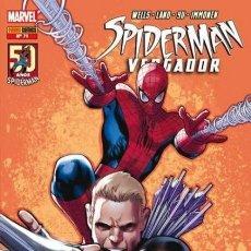 Cómics: SPIDERMAN VOL. 2 Nº 71 ASOMBROSO SPIDERMAN - PANINI - IMPECABLE. Lote 178956441