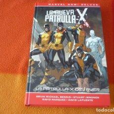 Cómics: LA NUEVA PATRULLA X TOMO 1 DEL AYER ( BENDIS IMMONEN ) ¡MUY BUEN ESTADO! PANINI MARVEL NOW! DELUXE. Lote 178995307