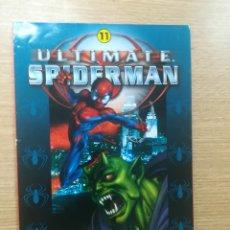 Cómics: ULTIMATE SPIDERMAN COLECCIONABLE #11. Lote 179107415