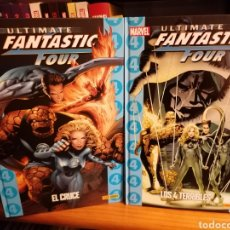 Cómics: ULTIMATE FANTASTIC FOUR-LOS 4 FANTASTICOS-DE MARK MILLAR Y GREG LAND-ULTIMATES-PANINI. Lote 179127770