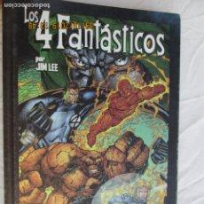 Cómics: BEST OF MAVEL - LOS 4 FANTÁSTICOS - JIM LEE - PANINI ESPAÑA 2005 - PASTAS DURAS.. Lote 179166245