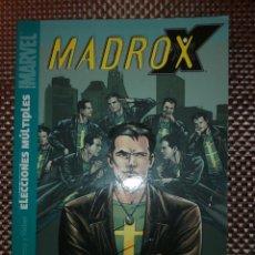Cómics: MADROX - ELECCIONES MULTIPLE. Lote 179197280