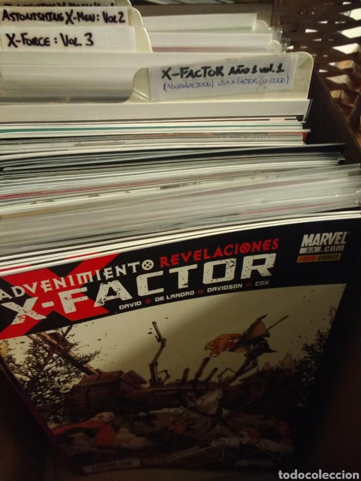 X - FACTOR, AÑO 1, VOL 1 DE PANINI. COMPLETA (Tebeos y Comics - Panini - Marvel Comic)