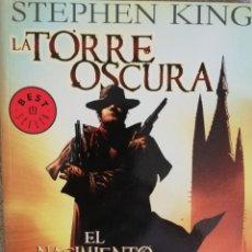 Cómics: LA TORRE OSCURA EL NACIMIENTO DEL PISTOLERO . Lote 179332322