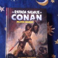 Cómics: LA ESPADA SALVAJE DE CONAN MARVEL LIMITED EDITON N 0. Lote 179332728