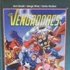 Cómics: LOS VENGADORES TOMO 1 KURT BUSIEK. Lote 179333140