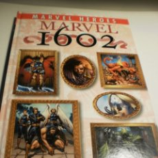 Cómics: MARVEL HÉROES. MARVEL 1602. TAPA DURA. (SEMINUEVO). Lote 179337425