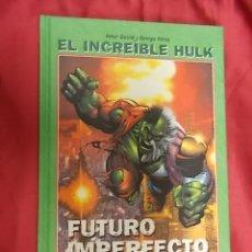 Cómics: BEST OF MARVEL ESSENTIALS. EL INCREIBLE HULK. FUTURO IMPERFECTO. BRUCE JONES. JOHN ROMITA. PANINI.. Lote 179530385
