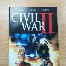 Cómics: CIVIL WAR II #0. Lote 179543875