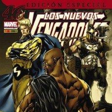 Fumetti: LOS NUEVOS VENGADORES VOL. 1 Nº 46 EDICION ESPECIAL - PANINI - MUY BUEN ESTADO. Lote 224857773