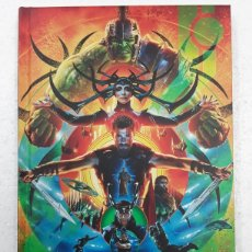 Cómics: MARVEL CINEMATIC COLLECTION 6. THOR. RAGNAROK. PRELUDIO - PANINI / MARVEL. Lote 180100847