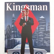 Cómics: KINGSMAN 2. THE RED DIAMOND - ROB WILLIAMS, SIMON FRASER - PANINI. Lote 180101018