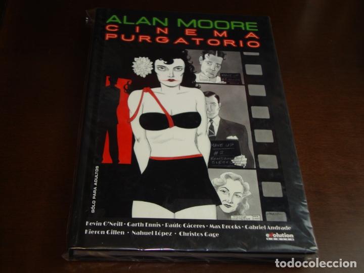 ALAN MOORE CINEMA PURGATORIO 4 (Tebeos y Comics - Panini - Otros)
