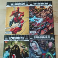 Cómics: ULTIMATE COMICS SPIDERMAN : LA MUERTE DE SPIDERMAN 10,11,12 Y 13. Lote 180246300