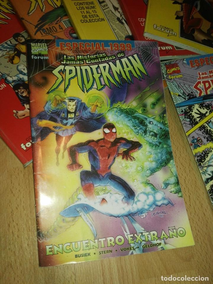 Cómics: Historias jamas contadas de Spiderman - Foto 2 - 180262442