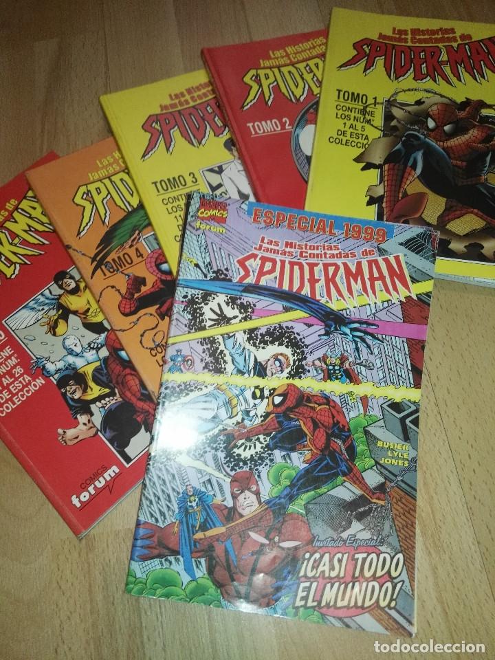 Cómics: Historias jamas contadas de Spiderman - Foto 3 - 180262442