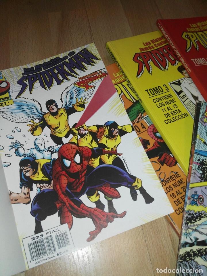 Cómics: Historias jamas contadas de Spiderman - Foto 4 - 180262442