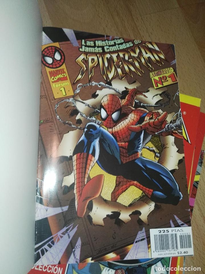 Cómics: Historias jamas contadas de Spiderman - Foto 5 - 180262442