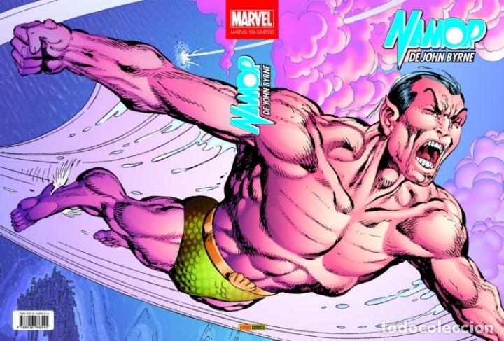NAMOR DE JOHN BYRNE - PANINI MARVEL LIMITED EDITION TAPA DURA (Tebeos y Comics - Panini - Marvel Comic)