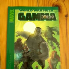 Cómics: WORLD WAR HULK - GAMMA CORPS D2. Lote 180327593