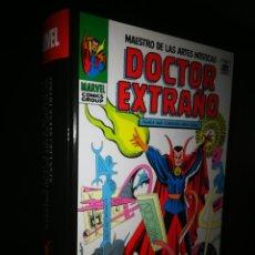Cómics: DOCTOR EXTRAÑO 1 - PANINI MARVEL OMNI GOLD TAPA DURA. Lote 180397207