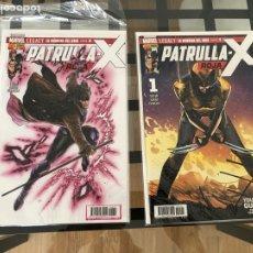 Cómics: PATRULLA-X ROJA 1-3 MARVEL PANINI. Lote 180406325