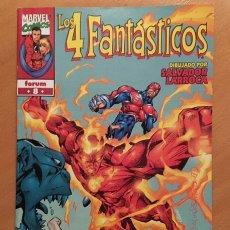 Cómics: LOS 4 FANTÁSTICOS - LA ANTORCHA SE DESMELENA. Lote 180419508
