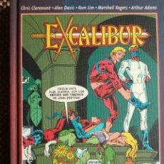 Comics : EXCALIBUR - TOMO 2 (CHRIS CLAREMONT - ALAN DAVIS). Lote 180481793