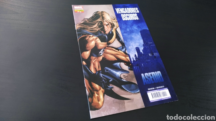 DE KIOSCO LOS VENGADORES OSCUROS 13 PANINI COMICS (Tebeos y Comics - Panini - Marvel Comic)