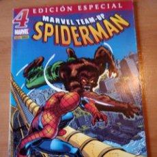 Cómics: SPIDERMAN MARVEL TEAM UP 4. Lote 181000217