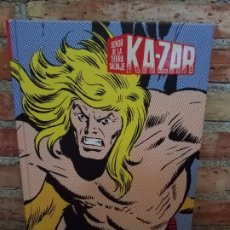 Cómics: KA-ZAR 1 SEÑOR DE LA TIERRA SALVAJE MARVEL LIMITED EDITION AGOTADO Y DESCATALOGADO MUY BUEN ESTADO. Lote 221935240